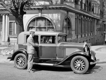 Willys Six Model 97 Sedan 1931