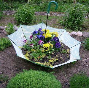 Flower Garden Ideas Diy