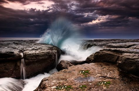 The Devils Storm by Jay Daley on 500px
