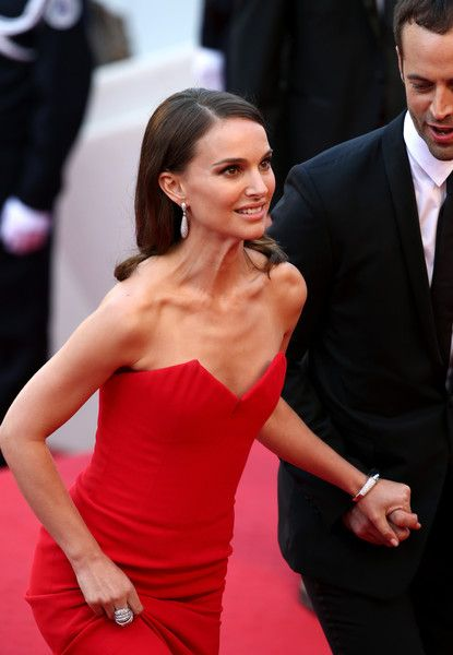 Natalie Portman And Benjamin Millepied At The 2015 Cannes Film Festival - The Cutest Cannes Couple Moments Of The Decade - Photos