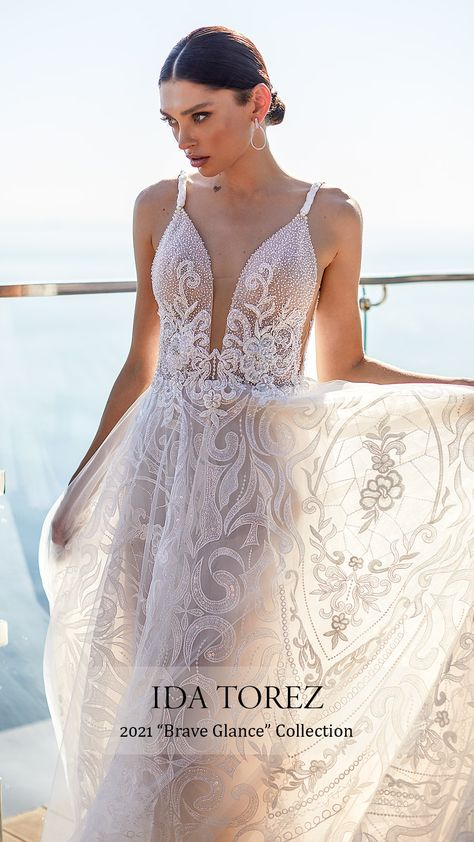 Ida Torez 2021 Wedding Dresses | Wedding Inspirasi