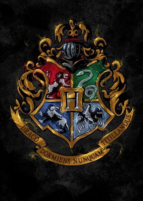 Hogwarts, an art print by Nikita Abakumov - INPRNT