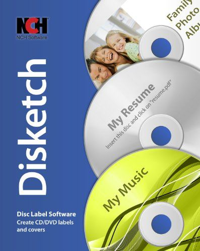 BUY NOW Disketch CD Label Software Download With Disketch CD - cd label