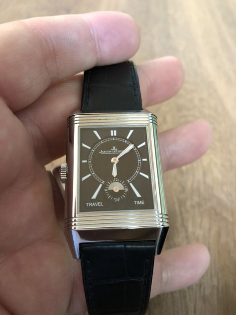 5f42bf40cbf My new pride and joy - JLC Reverso Classic Large Duoface small seconds