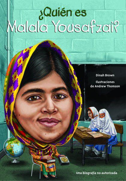 Quien Fue Series Spanishplans Org Con Imagenes Malala