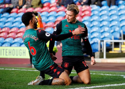 Burnley 1 Aston Villa 2: Wesley and Grealish provide perfect response to yet another VAR howler at Turf Moor