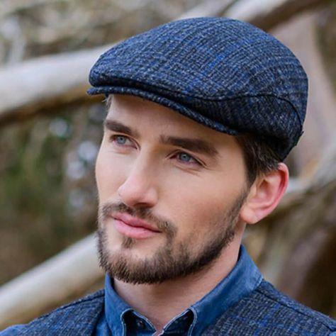 634379c7e6d Brooklyn Hat Co Park Slope Wool Herringbone Ivy Cap Newsboy in 2019 ...