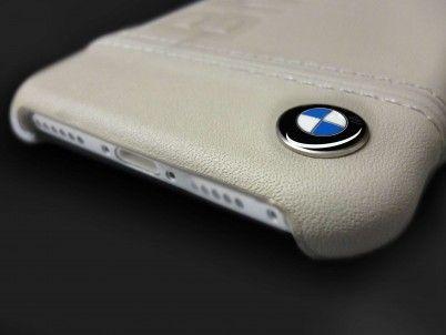 Apple Leder Case iPhone back cover