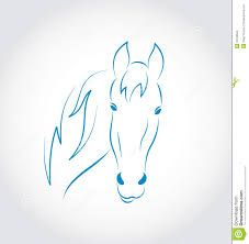 How To Draw A Horse Head For Kids | Free Drawing Instructions U2013 How To Draw  A Horseu0027s Head | My Mu0026Mu0027s | Pinterest | Horse Head, Horse And Draw