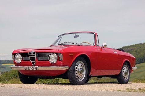 Alfa Romeo Giulia Sprint Gtc 1966 Alfa Romeo Classic Cars Alfa Romeo Cars