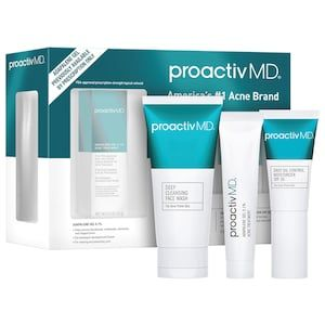 Shop Proactiv S Proactivmd 3 Piece Kit 30 Day Introductory Size At Sephora An Intro Size Kit Featuring A Pr Proactiv Proactive Skin Care Oil Control Products