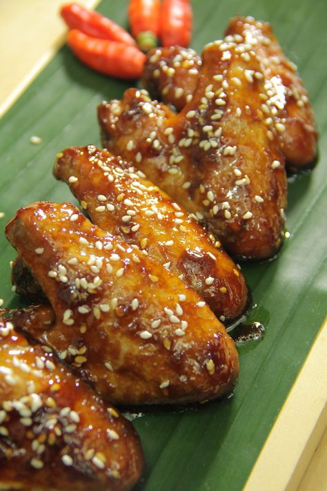 Resep Ayam Wijen C 2017 Brilio Net Di 2020 Sayap Ayam Ayam Resep Ayam