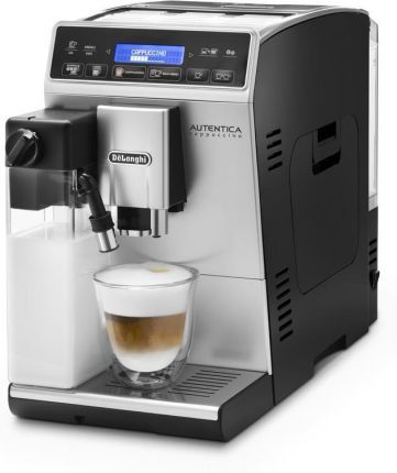 De Longhi Autentica Cappuccino Etam 29 660 Sb Opinie I Ceny Na Ceneo Pl Coffee Making Machine Coffee Machine Espresso Machine