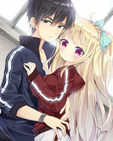 Anime love bird – Animefang