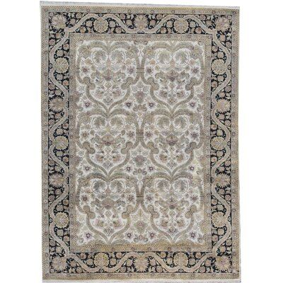 One Of A Kind Mountain King Hand Knotted Beige 9 11 X 13 7 Wool Area Rug In 2021 Wool Area Rugs Area Rugs Rugs 11 x 13 area rugs
