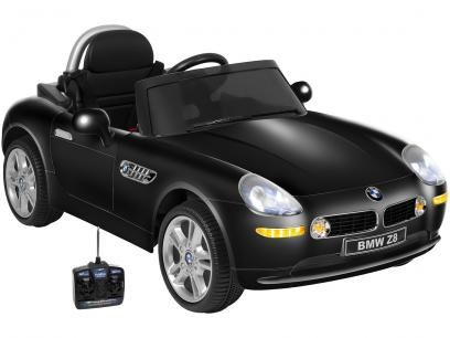 Carro Eletrico Infantil Bmw Z8 Com Controle Remoto 2 Marchas