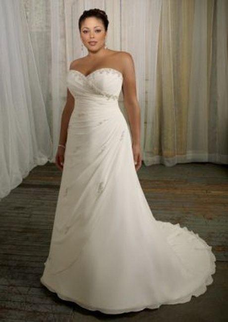 Cheap plus size wedding dresses under 100 | Wedding dresses ...