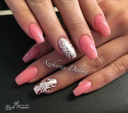 Wedding Guest Nails Designs 21 Ideas Wedding Nail Art Design Nail Art Wedding Fall Wedding Nails