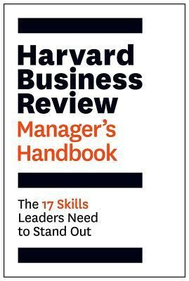 PDF DOWNLOAD] The Harvard Business Review Manager's Handbook