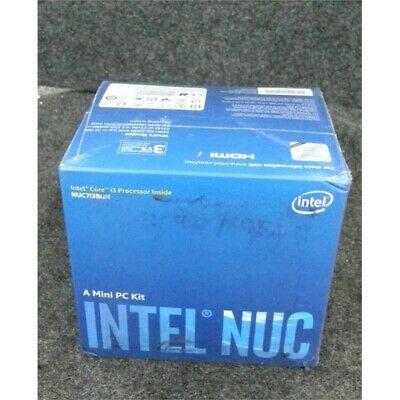 Ebay Sponsored Intel Nuc7i3bnh Mini Pc Nuc Kit I3 7100u 2 4ghz No Hard Drive Worn Box Sealed Intel Ebay Wifi Network