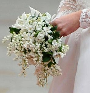 Bouquet Sposa Kate Middleton.Kate Middleton S Wedding Bouquet Kate Middleton Wedding