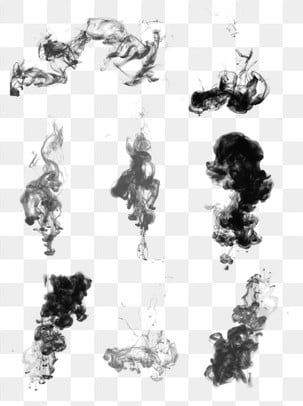 Black Smoke Smoke Drawing Concept Art Tutorial Art Background