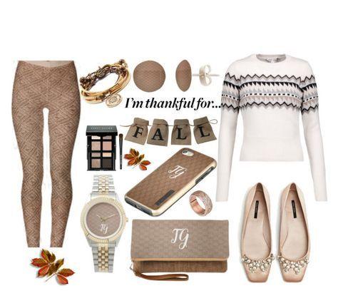autumnfashion Thankful Fall Fashion by...