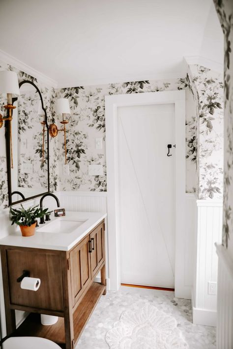 Master Bathroom Remodel Reveal - Lynzy & Co.