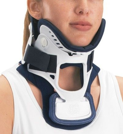 The Miami J Cervical Collar Offers A Comprehensive Approach To Cervical Spine Immobilization Cervical Air Max Sneakers Orthotics