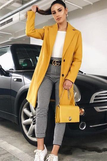 yellow coat, Winter Outfits,Winter is the coldest season beginning from December to February in the northern side of the equator and in the southern half of the globe from June t.