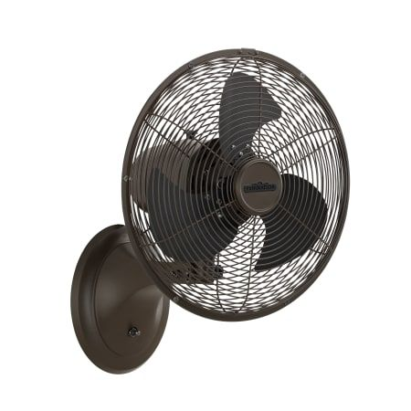 Fanimation Fp7948ob 220 Oil Rubbed Bronze 20 3 Blade 220v Commercial Oscillating Desk Or Wall Mounted Fan Not Suitable For Us Households Without The Use Of A Wall Mounted Fan Wall Fans