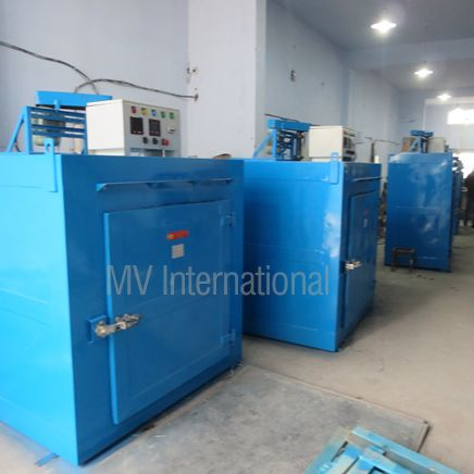 Our Electric Drying Oven Is Run By A Powerful Motor Which Ensures