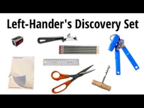 Left handed information and left handed products - raising awareness of the needs of lefthanders worldwide on International Left-Handers Day #lefthandersday