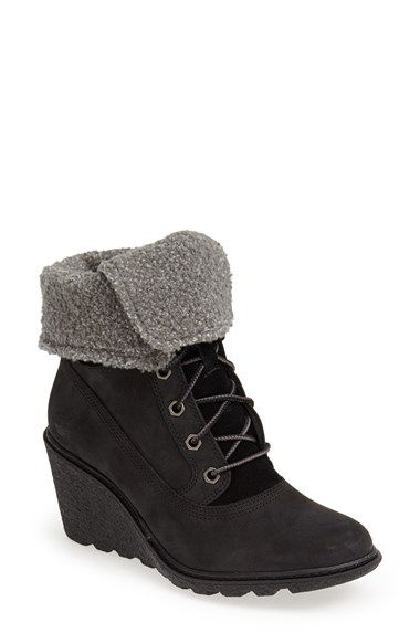 Timberland Earthkeepers®  Amston  Wedge Boot (Women) available at  Nordstrom 9bbef9b2f5