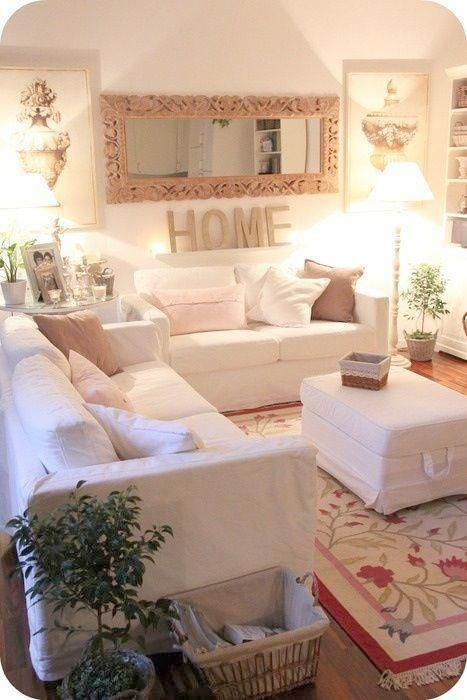Get This Romantic Shabby Chic Superb Shabbychicdecor Small Living Room Decor Small Apartment Living Room Small Apartment Decorating