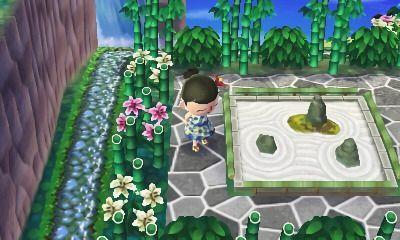Zen Sand Acnh Zen Garden Ideas