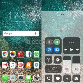 Download Tema Iphone X Untuk Oppo A3s Thema Oppo Cara Merubah Tampilan Oppo A3s Menjadi Iphone X Dengan Tampilan Mirip Ipho Aplikasi Ios Aplikasi Iphone Iphone