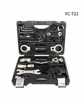 Bike Hand Multifunctional Bicycle Repair Tool Kits Yc 721