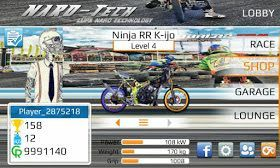 Download Drag Bike 201m Indonesia Mod Apk All Version