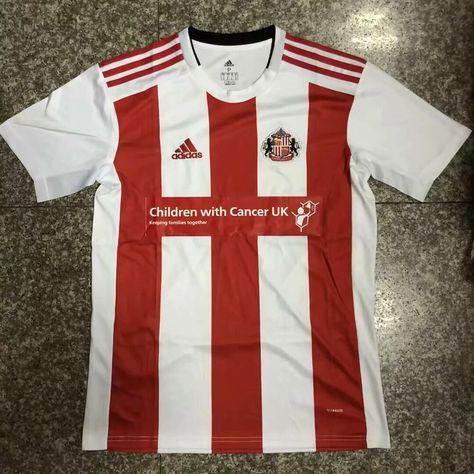 Advertisement(eBay) New 20192020 Sunderland Home Soccer