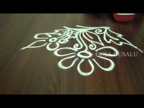easy rangoli designs – Floss Usability