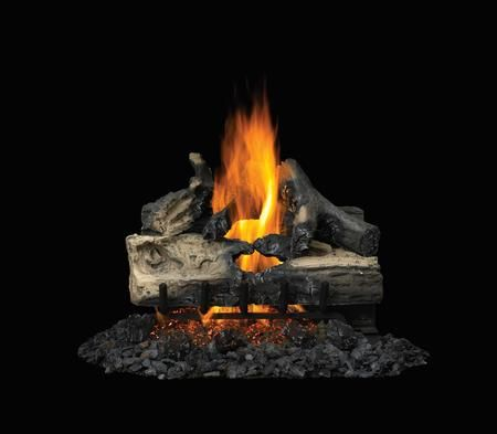 Verso Series Gl22n 22 Vented Natural Gas Log Set With Electronic