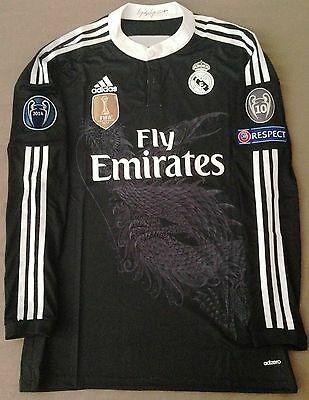 prezzo migliore gamma completa di specifiche bene Advertisement(eBay) Real Madrid 14/15 adizero Ronaldo black third ...