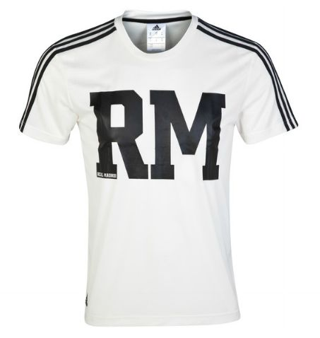 Real Madrid Core Pes Shirt White Official Merchandise Www Itsmatchday