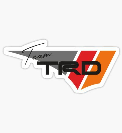 car tuning stickers car sticker design toyota racing development trd car tuning stickers car sticker