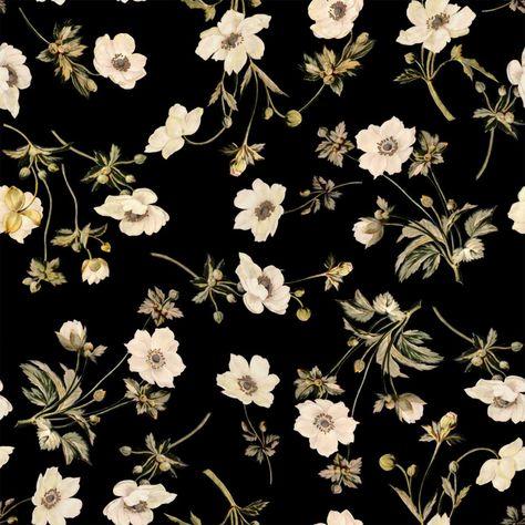 Poppium Wallpaper Ebony wallpaper - local and amazing!