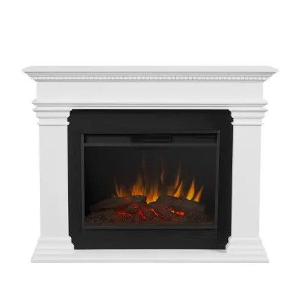 Antero Grand Electric Fireplace By Real Flame Real Flame 8090e W