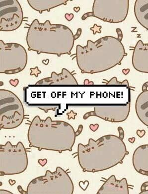 Pin By Annison Michelle On Pusheen The Cat Pinterest Iphone