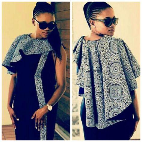 Modern Shweshwe Dress Styles For 2019 • stylish f9