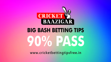 Cricket Betting Tips | Free Cricket Tips - Online Betting Tips